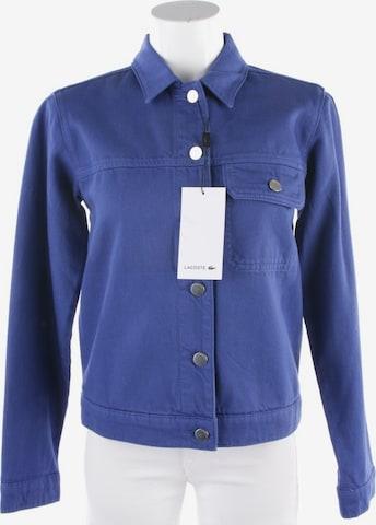 LACOSTE Jacket & Coat in XXS in Blue