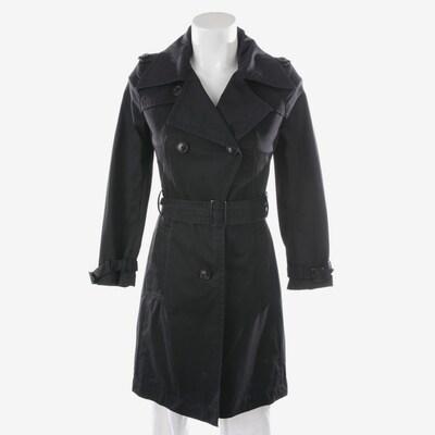 DRYKORN Trenchcoat in XS in schwarz, Produktansicht