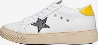 NOCLAIM Sneakers laag 'ANDREA 8' in de kleur Wit, Productweergave