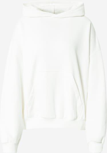 Bluză de molton 'Juli' Karo Kauer pe bej / alb, Vizualizare produs