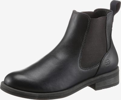 TAMARIS Chelsea Boots in navy / schwarz, Produktansicht