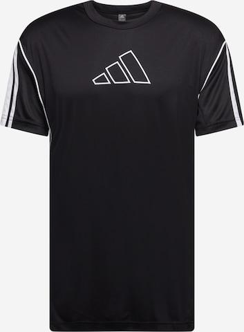 ADIDAS PERFORMANCE Funksjonsskjorte 'Creator 365' i svart