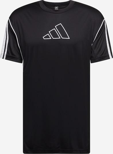 ADIDAS PERFORMANCE T-Shirt 'Creator 365' in schwarz / weiß, Produktansicht