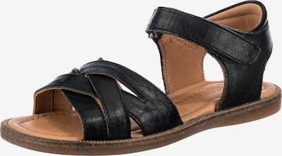 BISGAARD Sandalen in schwarz, Produktansicht