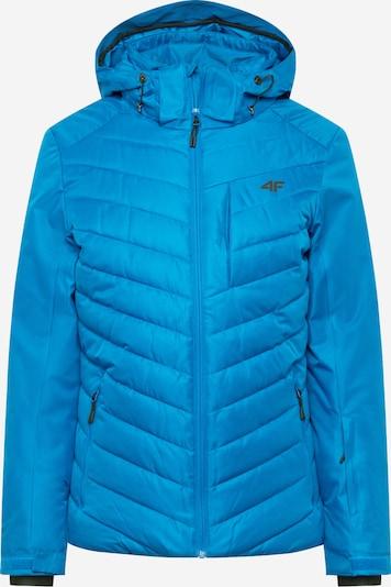 4F Zunanja jakna | modra barva, Prikaz izdelka
