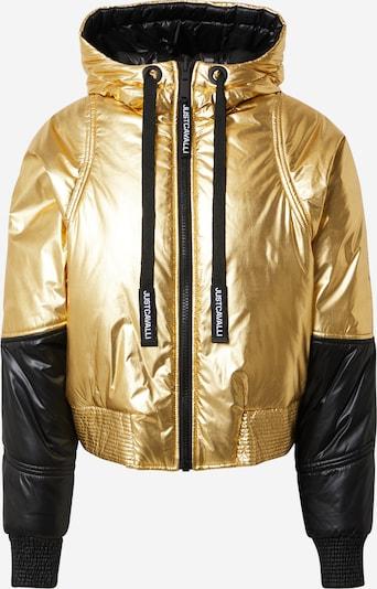 Just Cavalli Tussenjas in de kleur Goud / Zwart, Productweergave