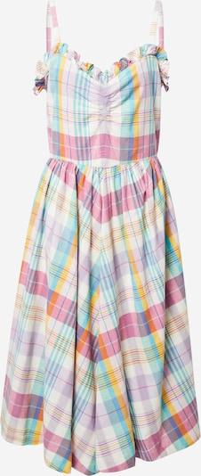 POLO RALPH LAUREN Poletna obleka | mešane barve / bela barva, Prikaz izdelka