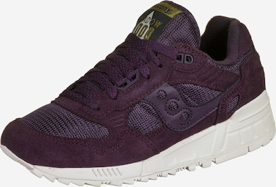 saucony Sneaker 'Shadow 5000' in pflaume, Produktansicht