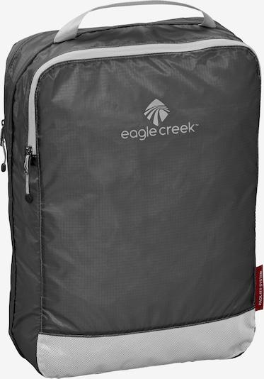 EAGLE CREEK Packtasche 'Pack-It Clean Dirty Cube' in grau / schwarz, Produktansicht