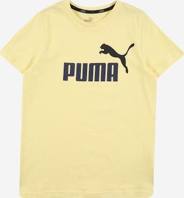 PUMA Funktsionaalne särk, värv kollane