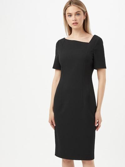 BOSS Casual Damen - Kleider 'Dakera' in schwarz, Modelansicht