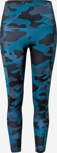 Onzie Pantalon de sport en bleu roi / bleu-gris / noir, Vue avec produit