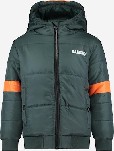 Raizzed Jacke 'TAIPING' in grün / dunkelorange / schwarz / weiß, Produktansicht