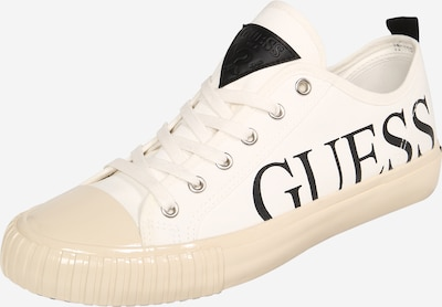 GUESS Sneaker 'New Winners' in creme, Produktansicht