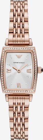 ARMANI Analog Watch in Gold
