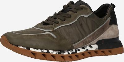A.S.98 Niske tenisice 'Jet' u taupe siva / tamno zelena / crna, Pregled proizvoda