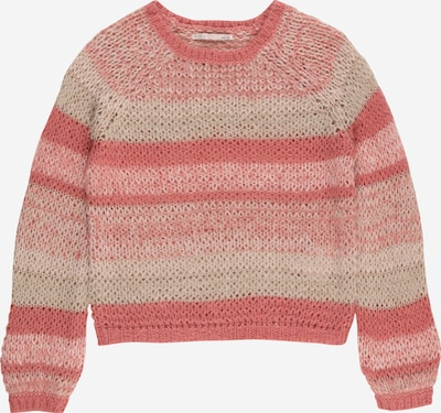 ONLY Sveter 'Kaya' - farba ťavej srsti / ružová / pitaya, Produkt