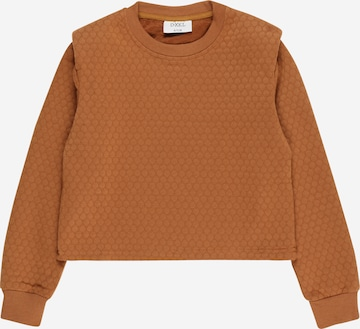 D-XEL Sweatshirt 'NUKA' in Brown