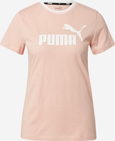 sárgabarack / fehér PUMA Póló, Termék nézet