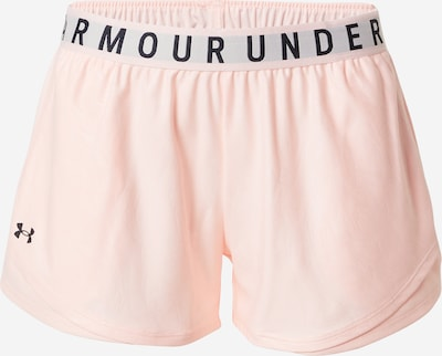 UNDER ARMOUR Sports trousers 'Play Up' in Pink / Black, Item view