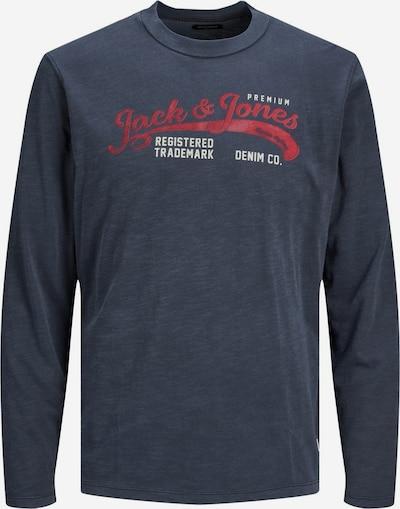 JACK & JONES Shirt in Blue / Red / White, Item view