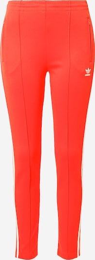 ADIDAS ORIGINALS Hose in rot / wollweiß, Produktansicht