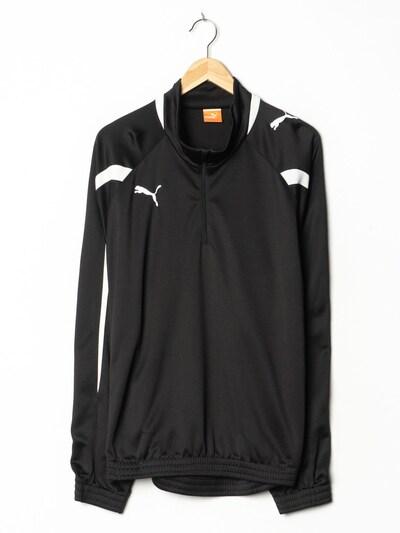 PUMA Sweatshirt in XL in schwarz, Produktansicht