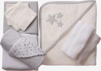 LILIPUT 13-tlg. Set Baby-Accessoires in grau / weiß, Produktansicht