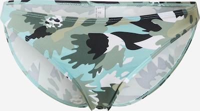 ESPRIT Bikinihose 'HERA' in khaki / mint / dunkelgrün / schwarz, Produktansicht