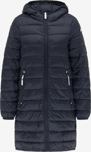 ICEBOUND Mantel in blau, Produktansicht