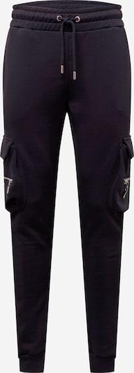 River Island Pantalon cargo en noir, Vue avec produit