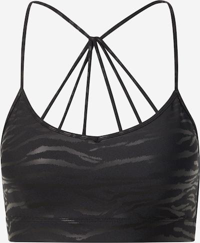 DKNY Performance Soutien-gorge de sport en noir, Vue avec produit