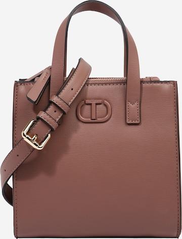 Twinset Дамска чанта в кафяво