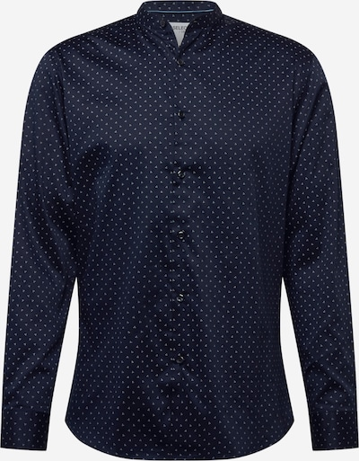 SELECTED HOMME Hemd in navy / weiß, Produktansicht