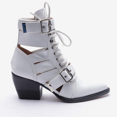 Chloé Dress Boots in 37,5 in White, Item view