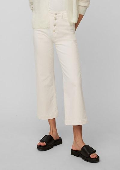Marc O'Polo DENIM Jeans 'Tomma' in weiß, Modelansicht