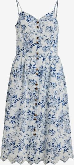 VILA Kleid 'Camelina' in hellblau / weiß, Produktansicht