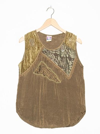 Yessica Bluse in L in khaki, Produktansicht