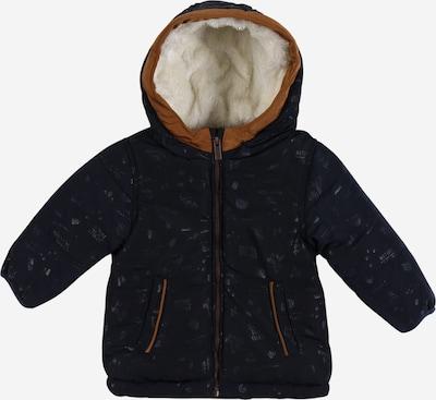 STACCATO Jacke in dunkelblau / braun, Produktansicht