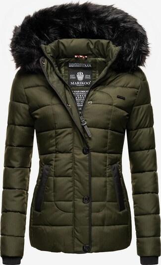 Giacca invernale 'Unique' MARIKOO di colore oliva / nero, Visualizzazione prodotti