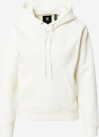 G-Star RAW Sweatshirt in Weiß