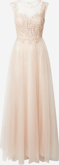 Laona Abendkleid en beige, Vue avec produit