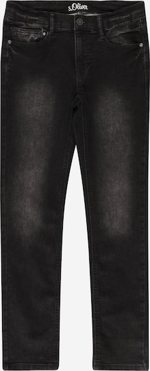 Jeans s.Oliver pe gri închis, Vizualizare produs