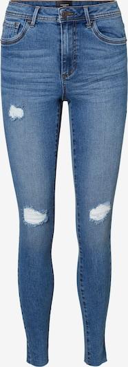 VERO MODA Jeans 'Tanya' in de kleur Blauw denim, Productweergave