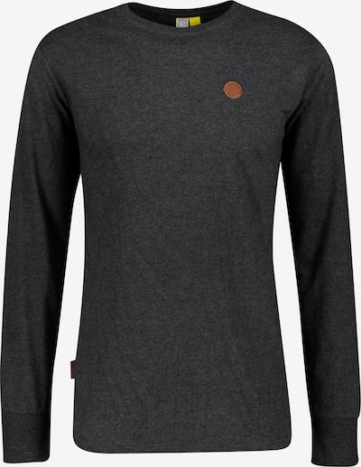 Alife and Kickin Shirt 'Alex' in dunkelgrau, Produktansicht