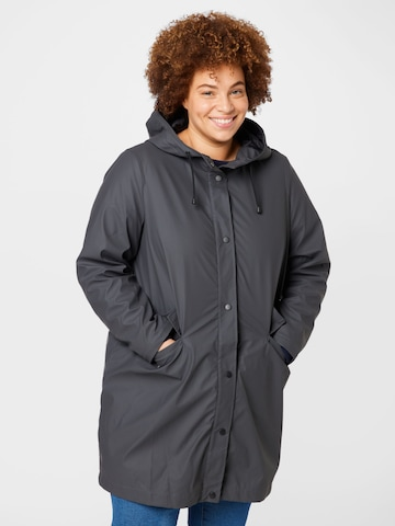 Vero Moda Curve Ανοιξιάτικο και φθινοπωρινό παλτό σε γκρι