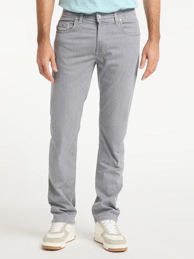 PIONEER Jeans 'Rando' in grey denim, Modelansicht