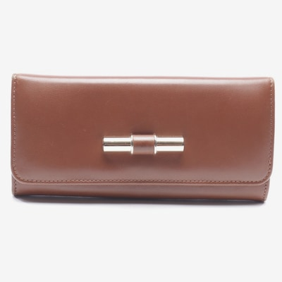 JIMMY CHOO Small Leather Goods in One size in Cognac, Item view