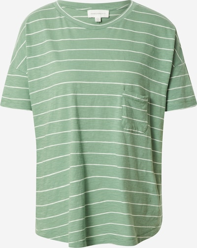 ARMEDANGELS Shirt 'MELINAA' in beige / grün, Produktansicht
