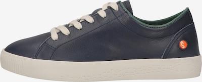 Softinos Sneaker in blau, Produktansicht